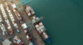Обсяг експорту та імпорту послуг м.Рівне у 2019 році