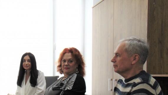 Відбулась онлайн-зустріч представників керівного комітету в рамках реалізації проєкту «МАЦИК»