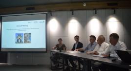 Установча зустріч щодо проекту НЕФКО-3