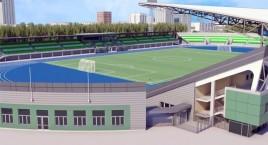 Міністерством молоді та спорту України погоджено проєкт «Реконструкція стадіону «Авангард» на вул. Замковій, 34 у м. Рівному»