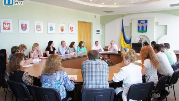 Проведення внутрішніх аудитів в органах міської ради