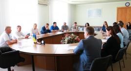 Представники компанії НЕФКО відвідали Рівне з робочим візитом