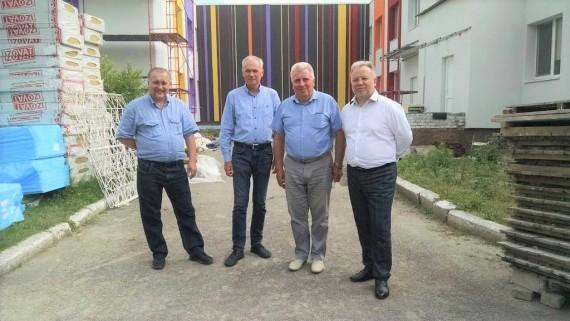 Представники виконавчого комітету Рівненської міської ради з метою обміну досвідом реалізації проєктів з енергозбереження відвідали Луцьк