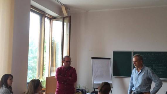 Експертна місія Senior Experten Servise (м. Бонн, Німеччина)