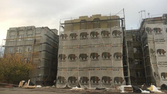 Розпочато активну реалізацію робіт з термомодернізації щодо проєкту НЕФКО-2 в Рівному