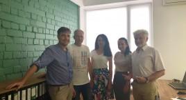 Робоча зустріч в рамках проекту «Партнерство між міськими та сільськими територіальними громадами як ефективний інструмент економічного розвитку»