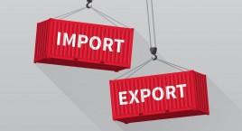 Основні показники експорту та імпорту товарів м. Рівне у 2019 році