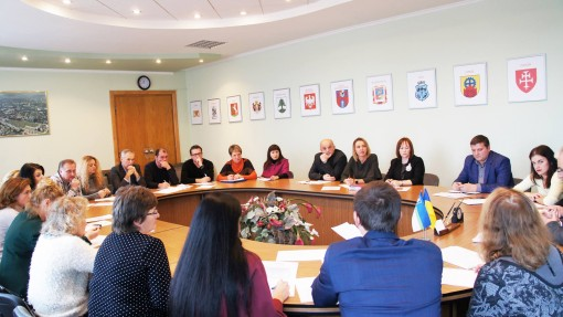 Coordination of the implementation of the ISO 9001: 2015 standard in the executive bodies of the Rivne City Council in 2017