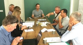 Місто Рівне планує реконструкцію зовнішнього освітлення спільно з НЕФКО